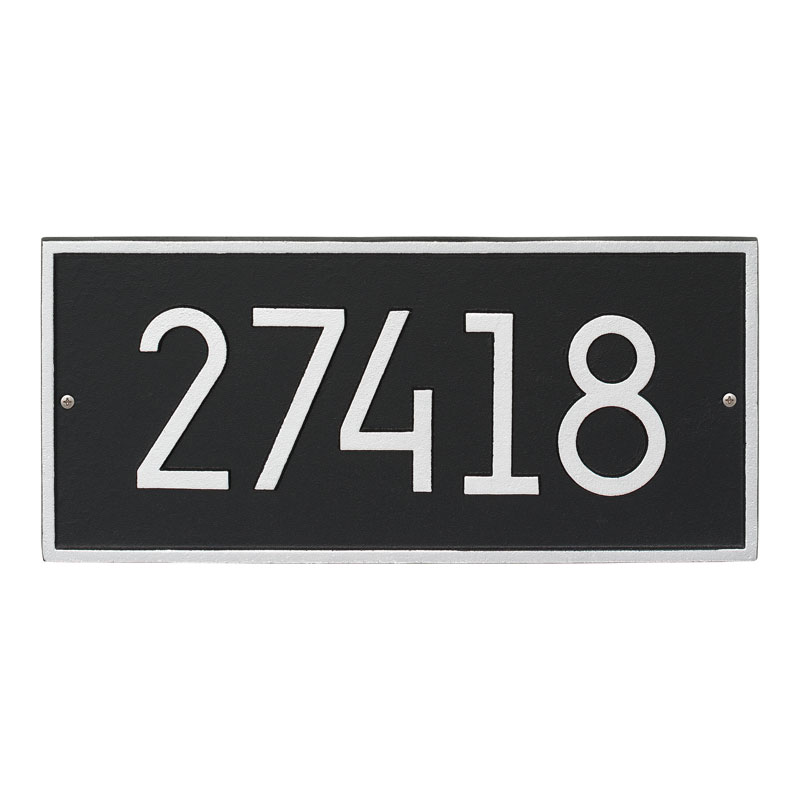 Hartford Modern Personalized Wall Plaque Whitehall Products