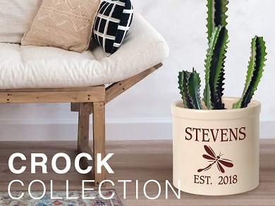 CROCK COLLECTION
