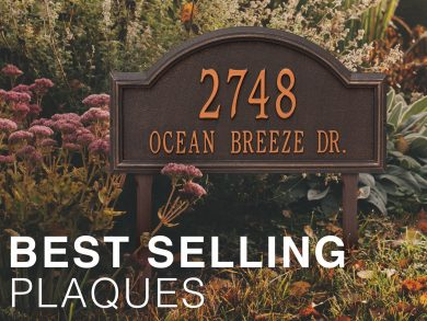 BEST SELLING PLAQUES
