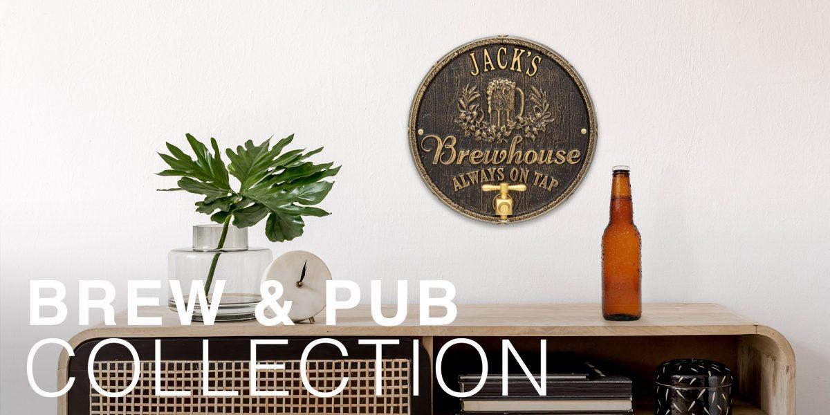 BREW & PUB COLLECTION